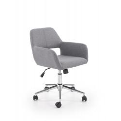 MOREL fotel pracowniczy popiel - Halmar