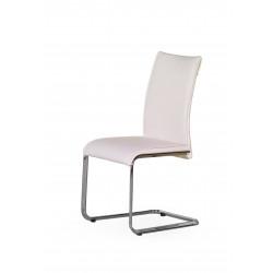 PAOLO biały krzesło - Halmar