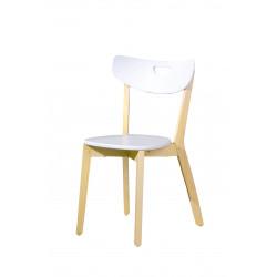 PEPPI krzesło biały - Halmar