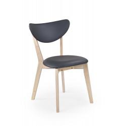 POLO krzesło white wash / popiel - Halmar