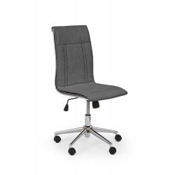 PORTO 3 fotel pracowniczy ciemny popiel - Halmar