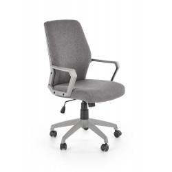SPIN fotel pracowniczy popielaty - Halmar