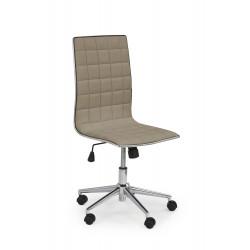 TIROL fotel pracowniczy beżowy - Halmar