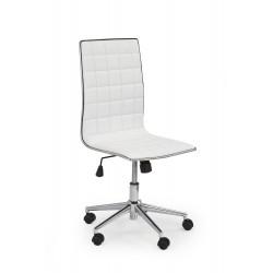TIROL fotel pracowniczy biały - Halmar