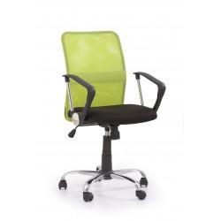 TONY fotel pracowniczy zielony - Halmar