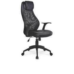 TORINO fotel pracowniczy czarny - Halmar