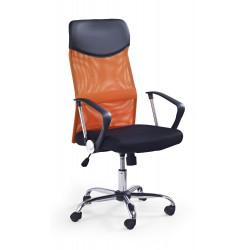VIRE fotel pracowniczy pomarańczowy - Halmar