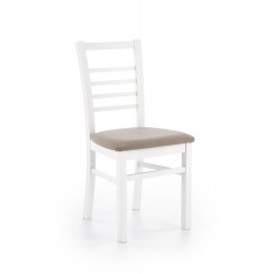 ADRIAN krzesło biały / tap: Inari 23 - Halmar