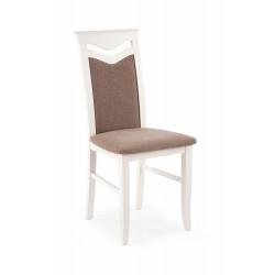 CITRONE BIS krzesło biały / INARI 23 - Halmar