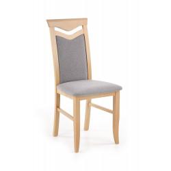 CITRONE BIS krzesło dąb miodowy / INARI 91 - Halmar