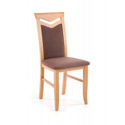 CITRONE BIS krzesło olcha / INARI 24 - Halmar
