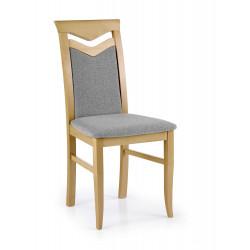 CITRONE krzesło dąb miodowy / tap: INARI 91 - Halmar