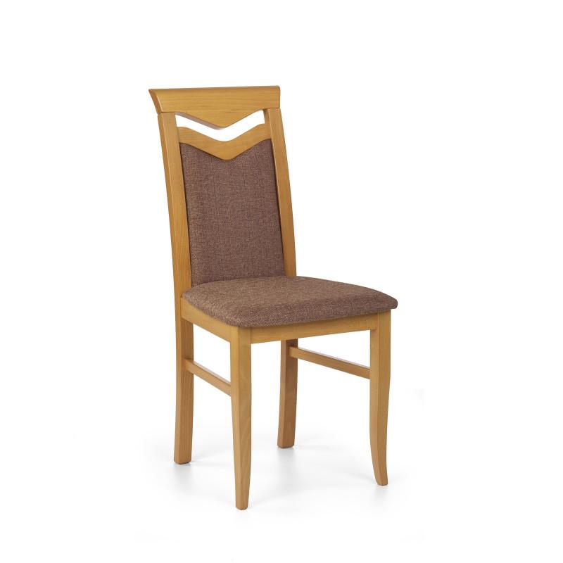 CITRONE krzesło olcha / tap: MESH 6 - Halmar