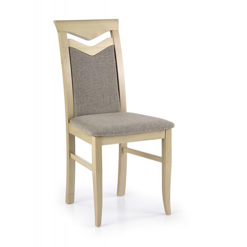 CITRONE krzesło dąb sonoma / tap: INARI 23 - Halmar
