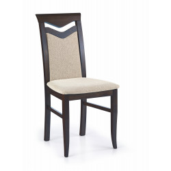 CITRONE krzesło wenge / tap: VILA 2 - Halmar