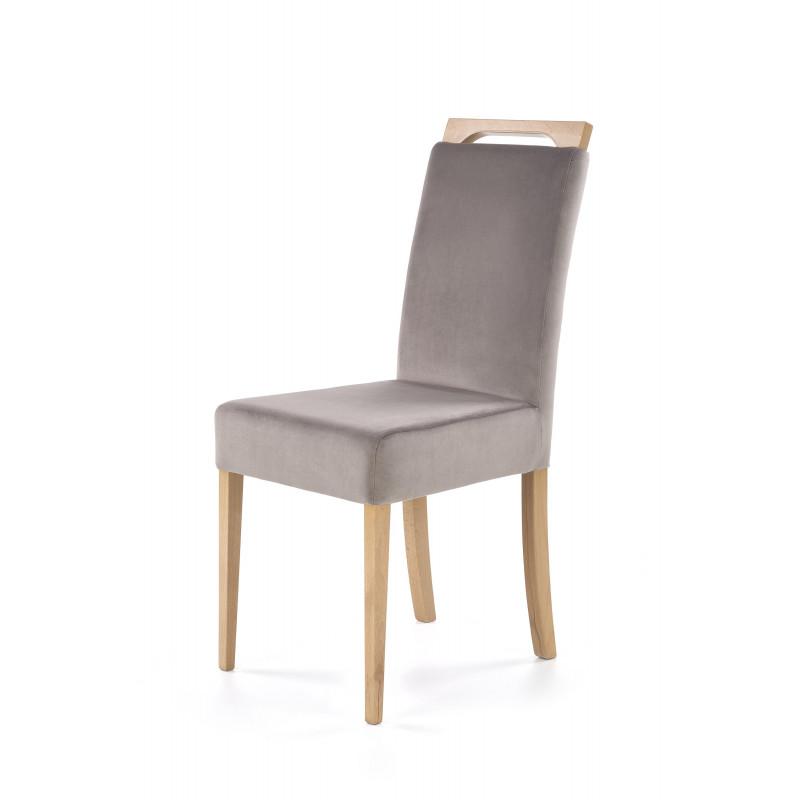 CLARION krzesło dąb miodowy / tap: RIVIERA 91 - Halmar