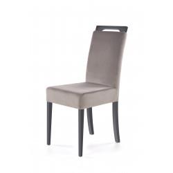 CLARION krzesło grafitowy / tap: RIVIERA 91 - Halmar