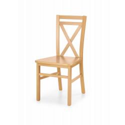DARIUSZ 2 krzesło dąb miodowy - Halmar