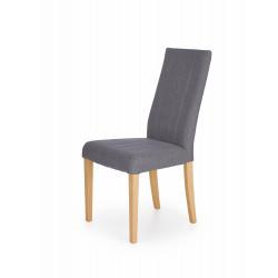 DIEGO krzesło dąb miodowy / tap. Inari 95 - Halmar