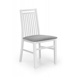 HUBERT9 krzesło biały / tap: Inari 91 - Halmar