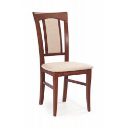 KONRAD krzesło czereśnia ant. II / tap: MESH 1 - Halmar