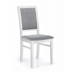 SYLWEK1 krzesło biały / tap: Inari 91 - Halmar