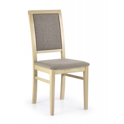 SYLWEK1 krzesło dąb sonoma / tap: Inari 23 - Halmar
