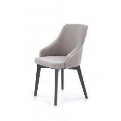 TOLEDO 2 krzesło grafitowy / tap. Solo 265 - Halmar