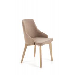 TOLEDO krzesło dąb sonoma / tap. Inari 23 - Halmar