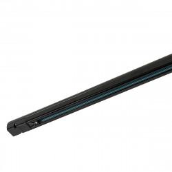 4 phase track - 1 m - black  TR-1M/4PH-BL TRACK BL - lampa Italux