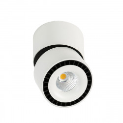 Sevilla Round Ceiling 3000K  SLC7560/28W 3000K WH+BL - lampa Italux