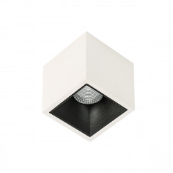 Alden White Black Deep 3000K  SLC78001/18W 3000K WH+BL - lampa Italux