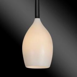 Izza 1 MD1288-1W shiny white - lampa biała Azzardo