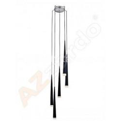 Stylo 5 MD1220A-5 BLACK - lampa czarna Azzardo
