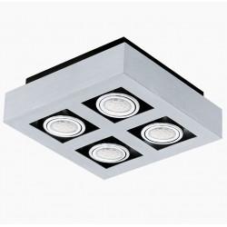 LOKE 1 91355 - plafon 4-punktowy LED EGLO