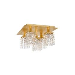 PYTON GOLD 97721 - plafon EGLO