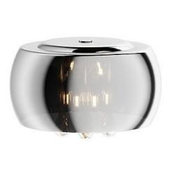 Klosz do lampy Crystal 28 cm