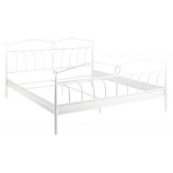 Łóżko Line białe 180x200