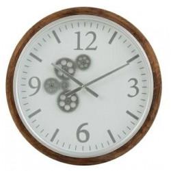 Zegara Radar Mdf Biały / Brązowy / Szary Mały