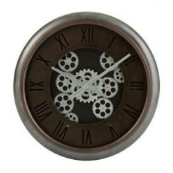 Zegara Radar Metal Brązowy / Srebrny