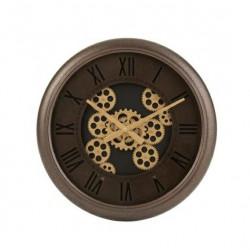 Zegara Radar Metal Brązowy / Złoty