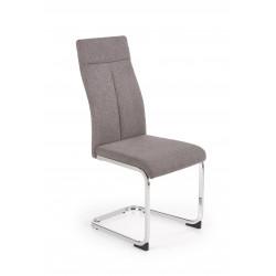 K370 krzesło ciemny popiel - Halmar