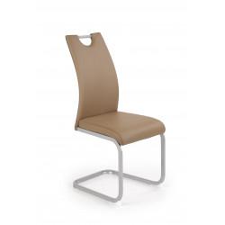 K371 krzesło brązowy - Halmar