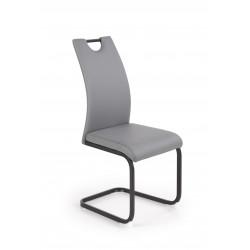 K371 krzesło popielaty - Halmar