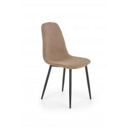 K387 krzesło beżowy - Halmar