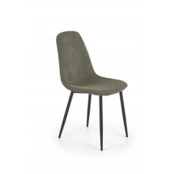 K387 krzesło zielony - Halmar