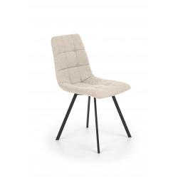 K402 krzesło beżowy - Halmar