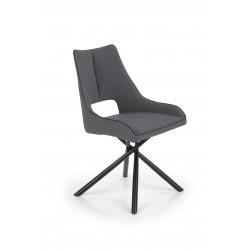 K409 krzesło popielaty - Halmar