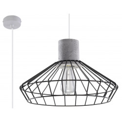 Lampa Wisząca NELSON - Sollux