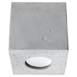 Plafon QUAD Beton - Sollux